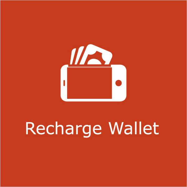 600x600 Recharge Wallet Mobile Wallet Free Vector In Adobe Illustrator Ai