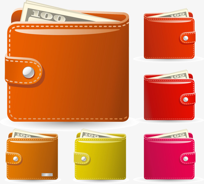 650x586 Vector Wallet, Wallet, Vector Free Download, Financial Png And