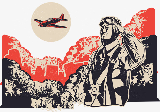 650x457 War Vector Of Age, Red, Dust, Bomber Png And Vector For Free Download