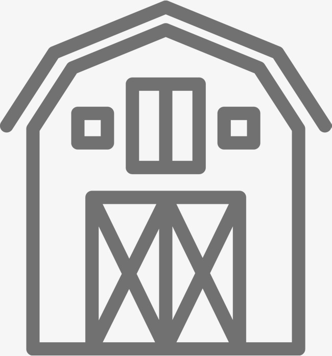 650x697 Sketch Warehouse Icon, Warehouse, Storage Room, Stock Png And