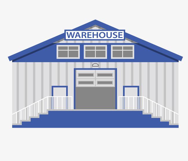 650x556 Vector Cartoon Warehouse, Vector Warehouse, Cartoon Warehouse