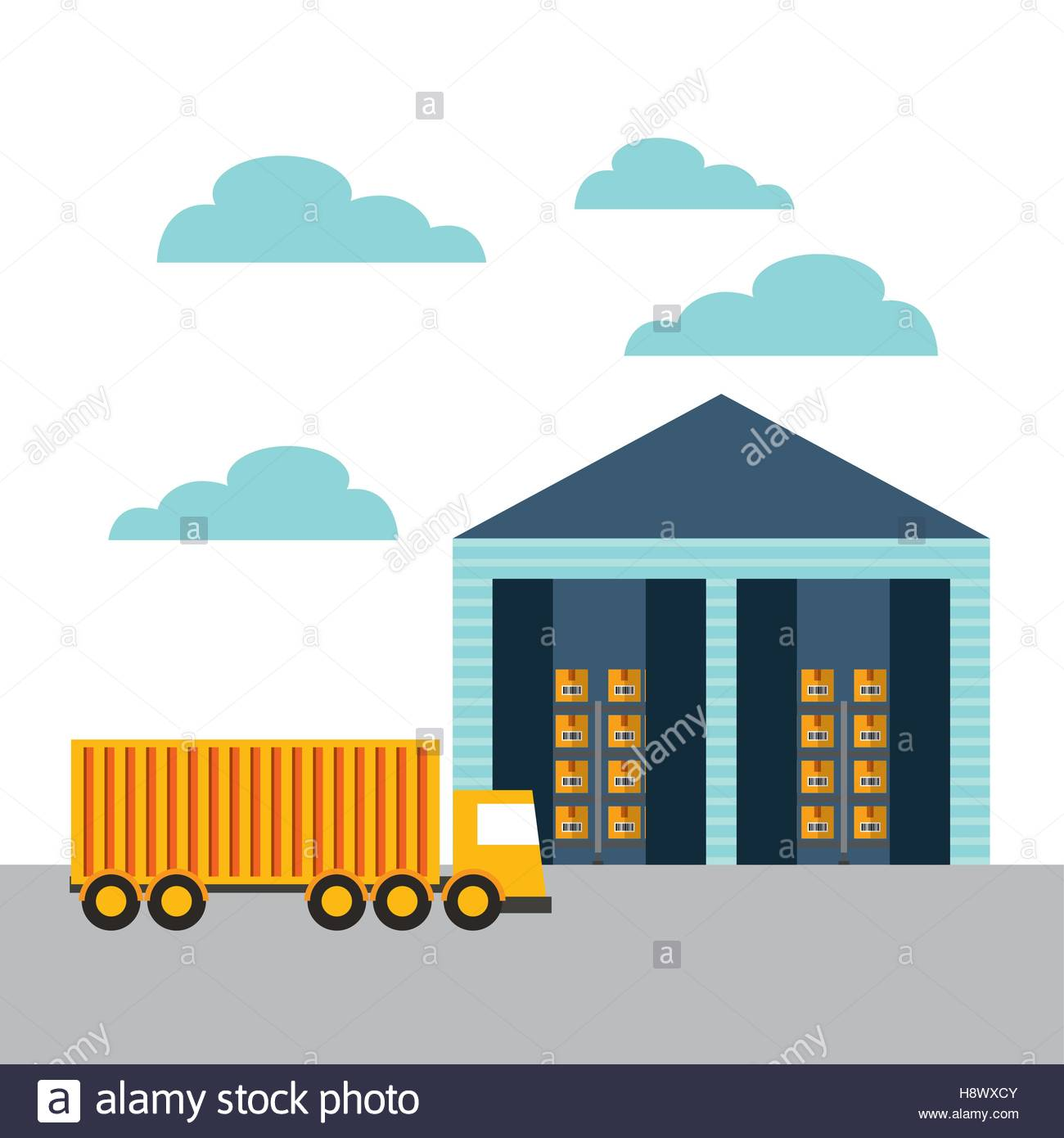 1300x1390 Free Warehouse Icon Vector 398234 Download Warehouse Icon Vector