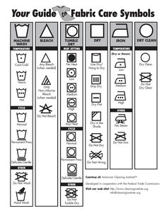 236x305 The 9 Best Fabric Care Images Glyphs, Symbols And