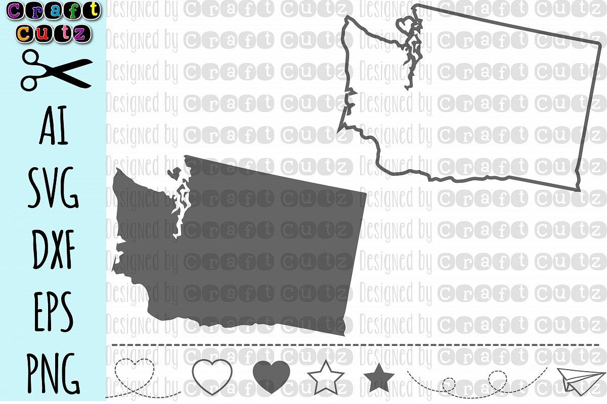 1200x800 Washington Svg, State Svg Files, Washington Vector, United States
