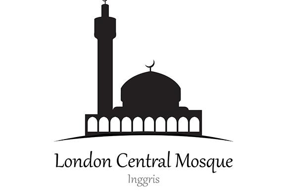 580x386 Silhouette Of Islamic Center Of Washington, As