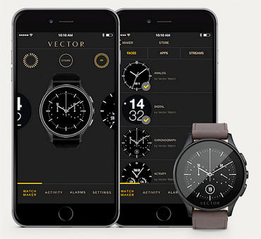 370x340 Vector Watch Review The Smartwatch That Puts Battery Life Front