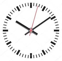 260x259 Download Wrist Watch Dial Face Ai Vector Clipart Clock Face