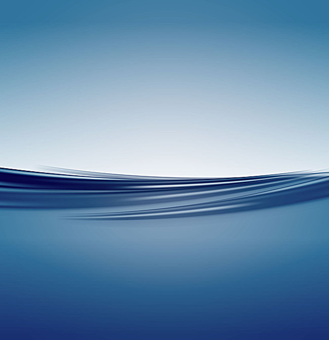 650x671 Vector Water Background Sea Level, Vector, Blue, Water Background