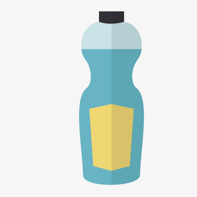650x651 Vector Bottle, Vector, Water Bottle, Movement Png And Vector For