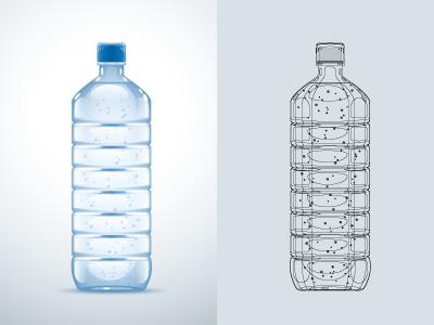 400x300 Water Bottle
