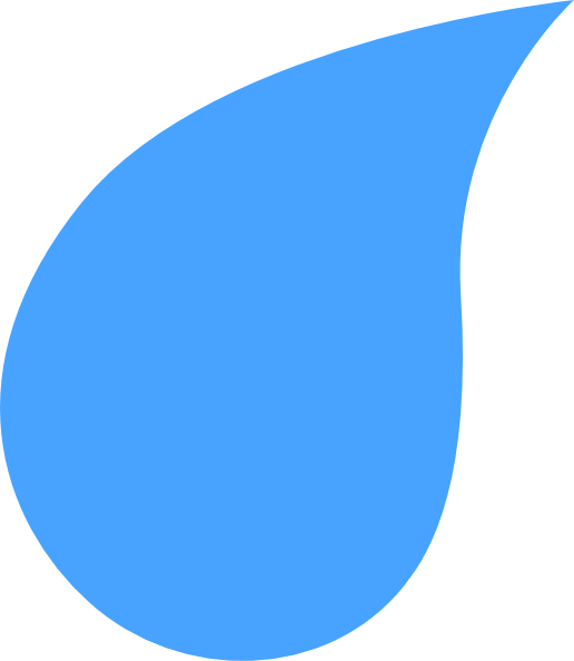Water Drip Vector
