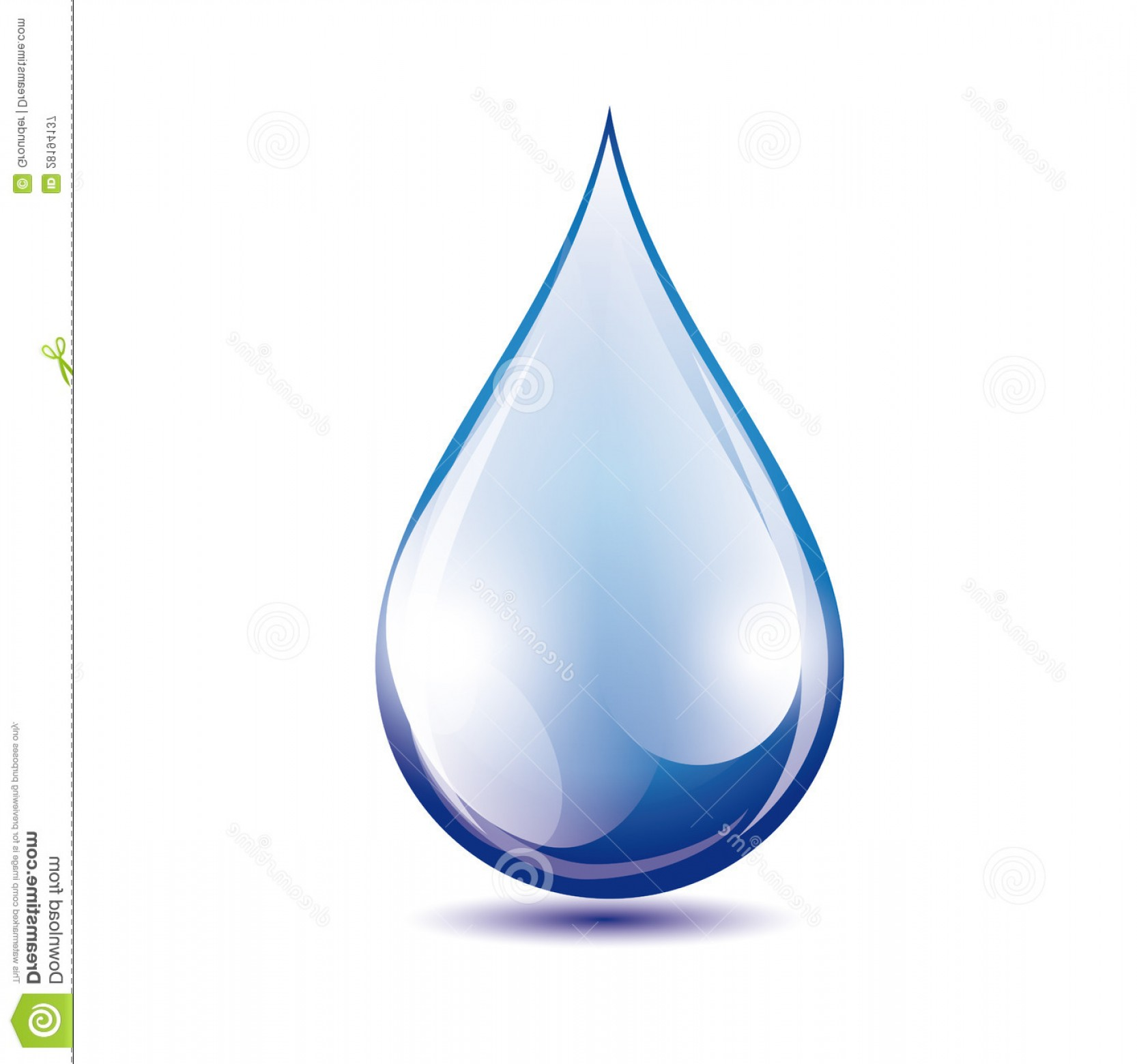 1666x1560 Royalty Free Stock Photography Water Drop Vector Image Shopatcloth