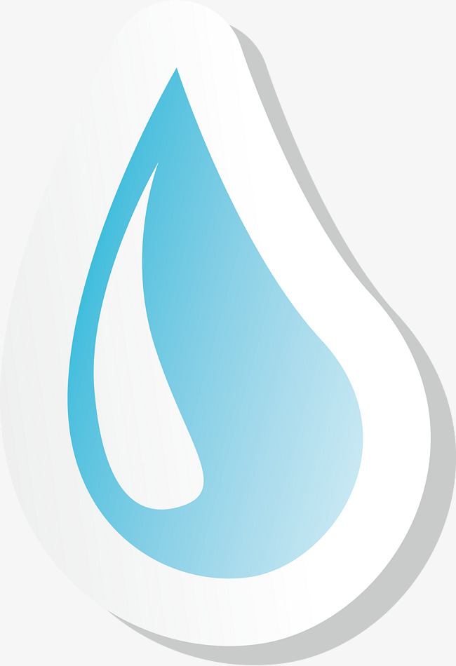 650x950 Water Droplets Vector, Blue Water Drop, Cartoon, Blue Png And