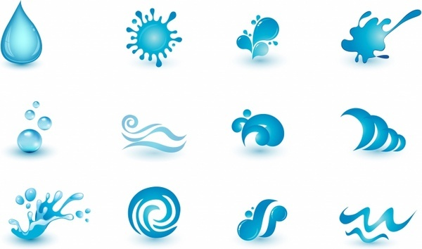600x354 Orange Water Icons Free Vector Download (21,816 Free Vector) For