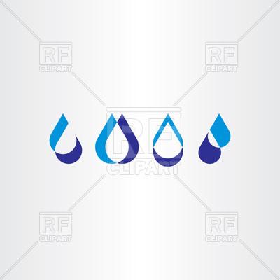 400x400 Drop Water Icon Vector Image Vector Artwork Of Signs, Symbols