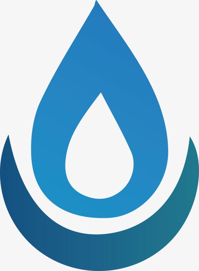 650x886 Vector Water Logo, Water Vector, Logo Vector, Creative Water Logo