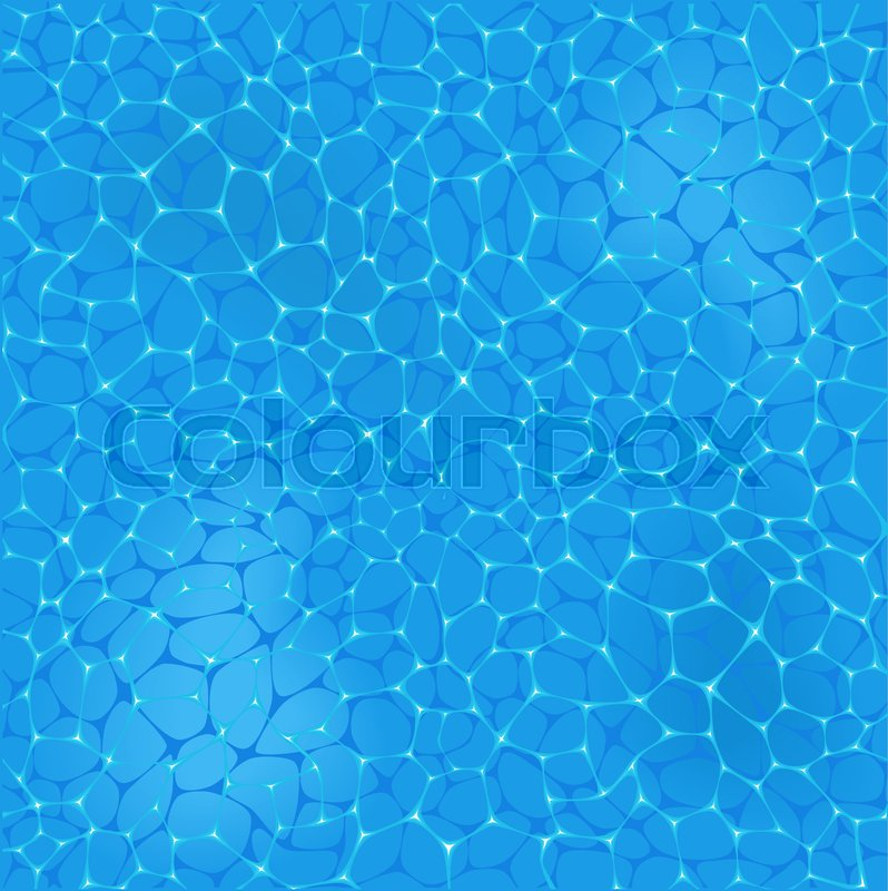 798x800 Light Blue Sea Water Pattern. Ocean Water Surface With White Foam