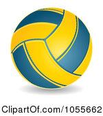 150x170 Water Polo Ball Clip Art