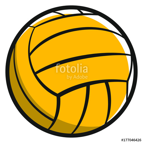 500x500 Water Polo Ball Stock Image And Royalty Free Vector Files On