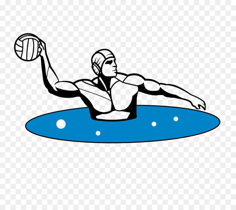 900x800 Water Polo Clip Art