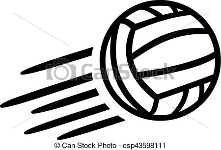 450x306 Flying Water Polo Ball.