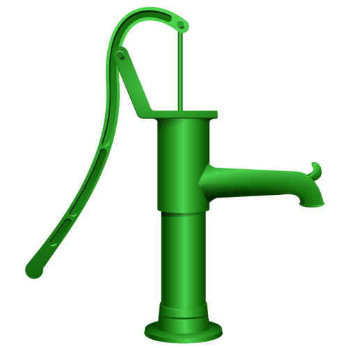 500x500 Vector Graphics Of Water Pump Public Domain Vectors