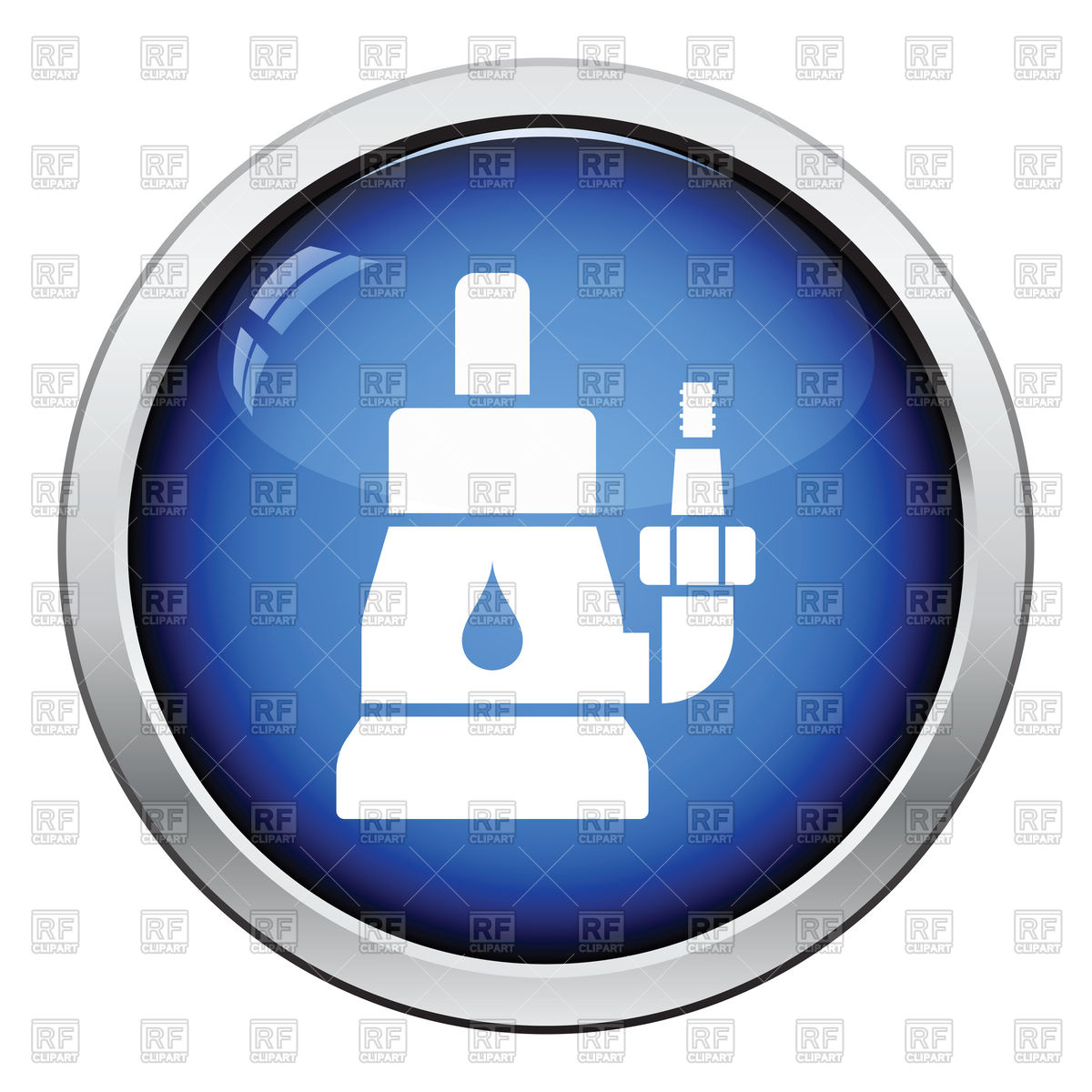 1200x1200 Submersible Water Pump Icon Vector Image Vector Artwork Of Signs