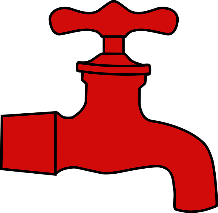 737x720 Collection Of Free Fosset Clipart Water Faucet. Download On Ubisafe