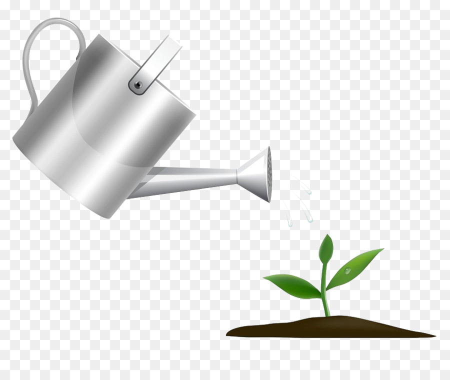 900x760 Watering Can Seedling Royalty Free Clip Art