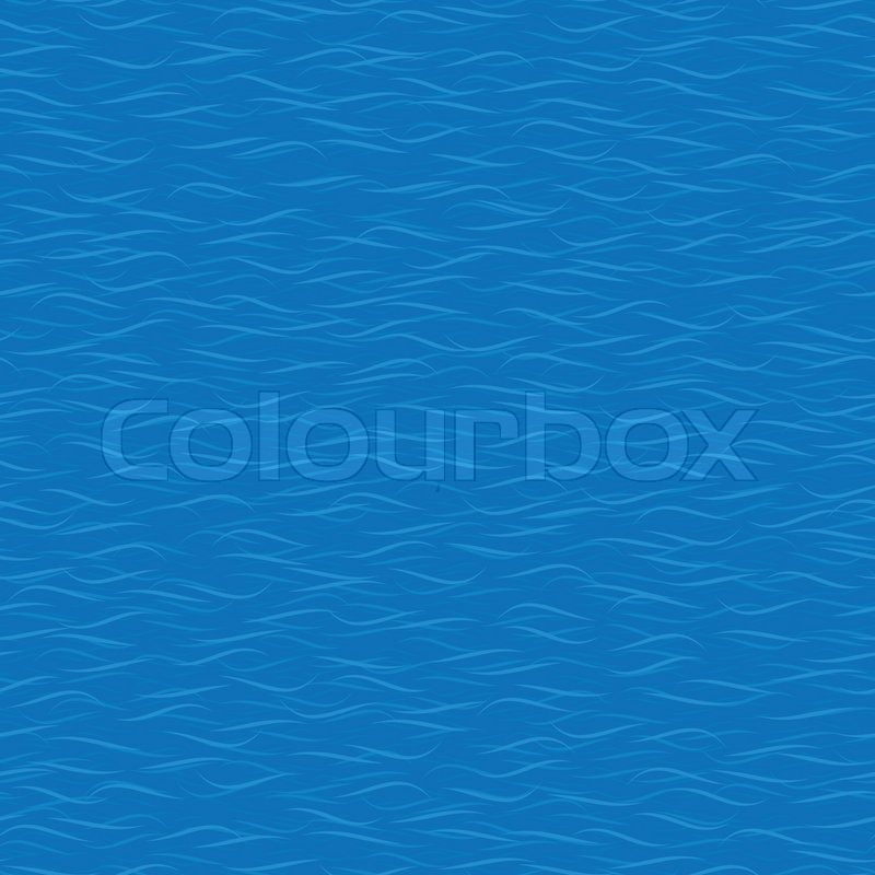 800x800 Seamless Abstract Water Texture Background Stock Vector Colourbox