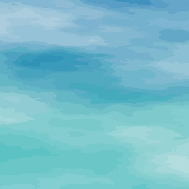 626x626 Water Watercolor Texture Vector Free Download