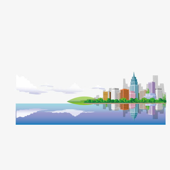 567x567 Water Tower, Vector, River, City Png And Vector For Free Download