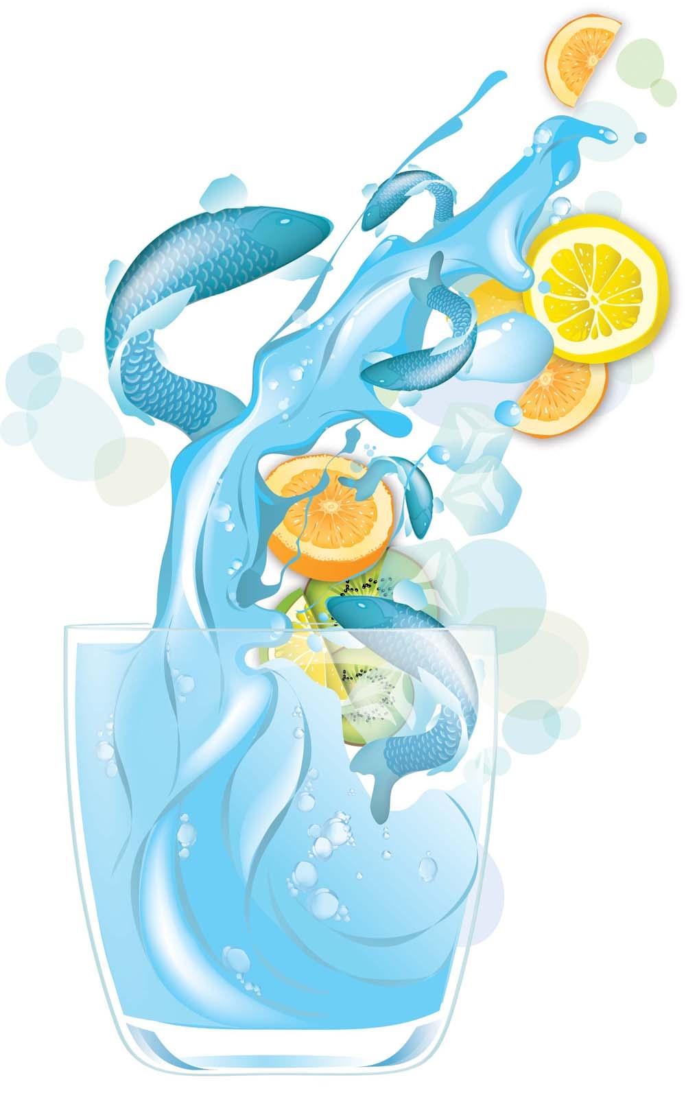 1000x1596 Adobe Illustrator Tutorial Draw Realistic Liquids In Vector Art