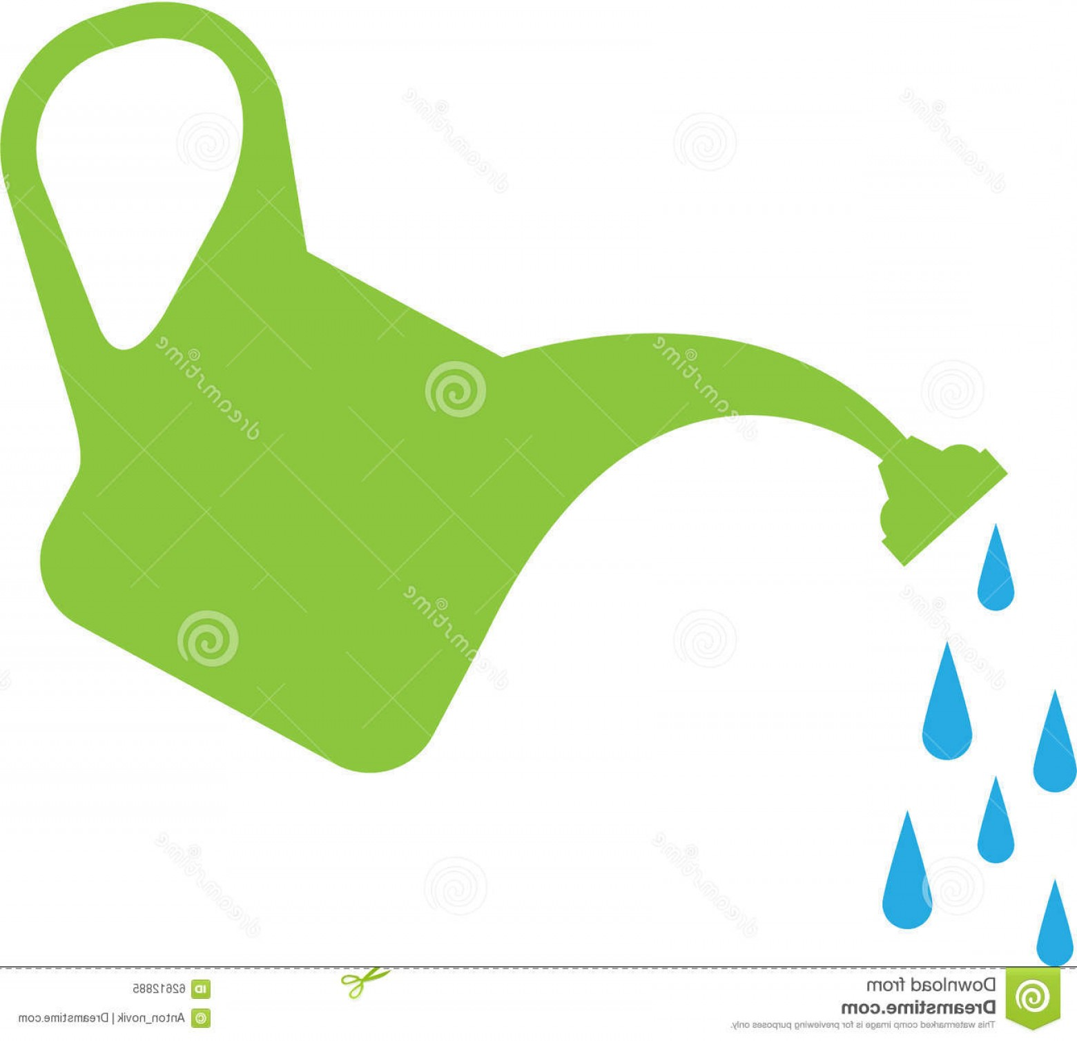 1560x1508 Watering Can Vector Shopatcloth