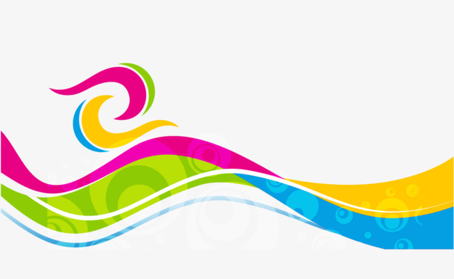 650x400 Wave Border, Wave Vector, Border Vector Png And Vector For Free
