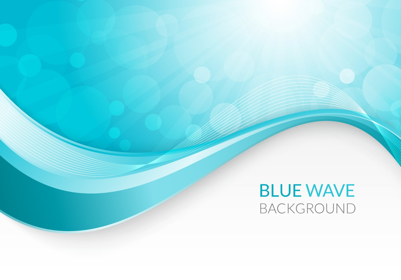 1400x980 Blue Wave Background Vector Epin Free Graphic And Wallpaper