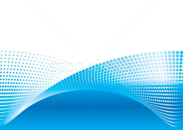600x428 Wave Graphic Vector Illustration Ng Yew Keong (Keofresh