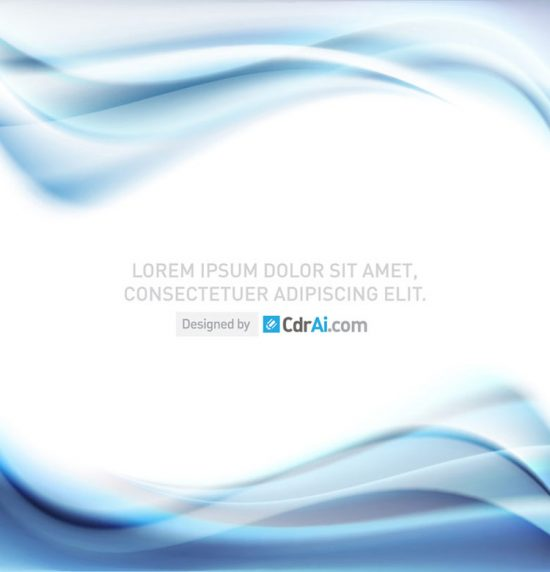 550x572 Beautiful Wave Background Vector Free Download