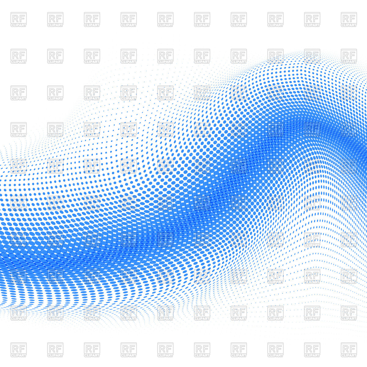 Wave Illustration Vector