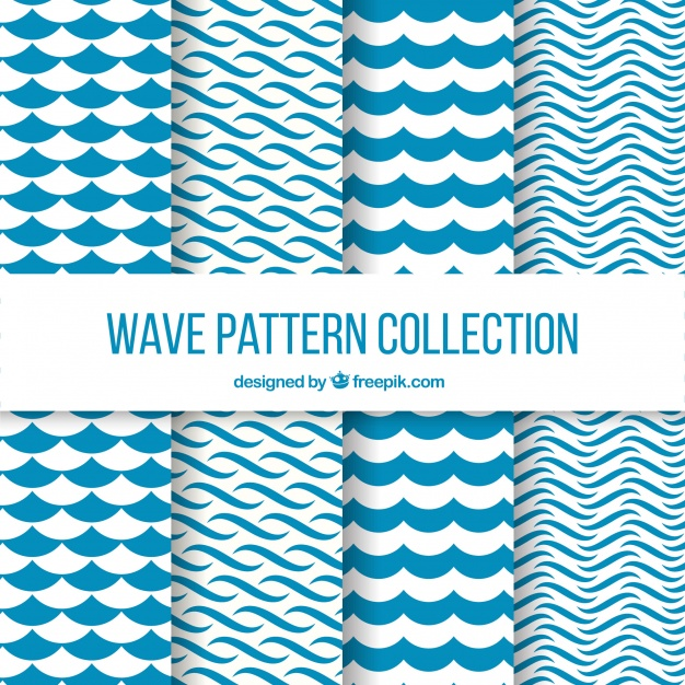 Wave Pattern Vector at GetDrawings com | Free for personal