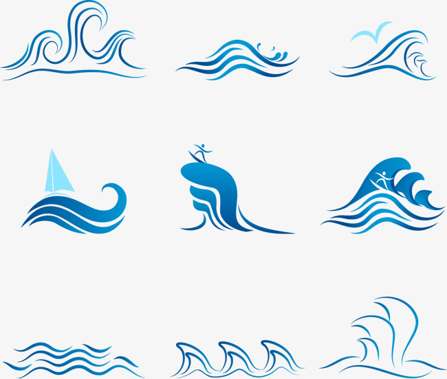 650x552 Vector Wave, Wave, Vector Free Download, Waves Png And Vector For