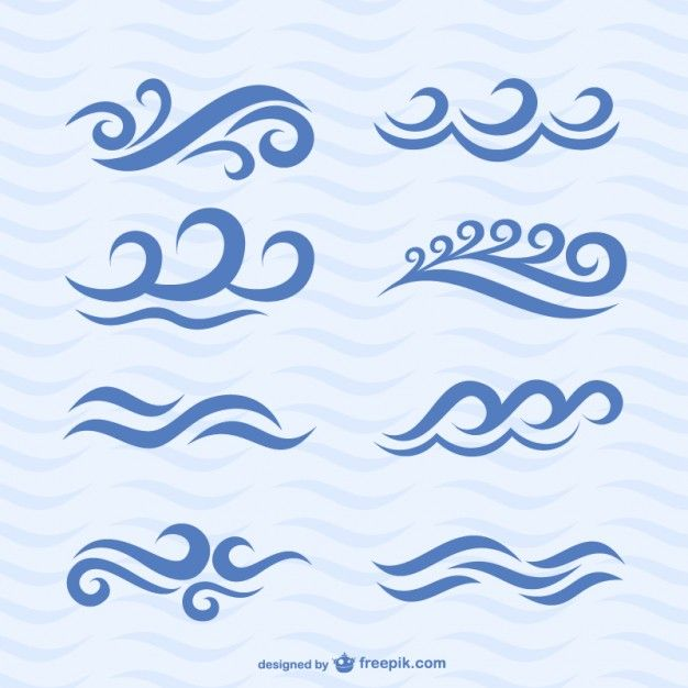 626x626 Wave Vector Free Download 1487 Best Graphic Sea Waves Water Images