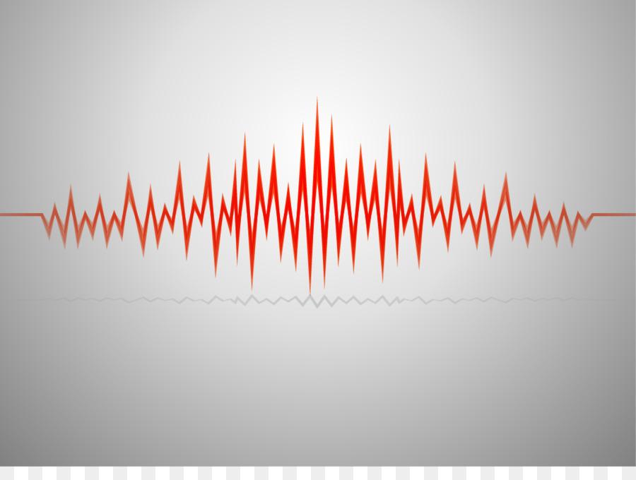 900x680 Sound Wave Vector