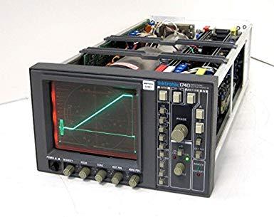 385x305 Tektronix 1740 Waveformvector Monitor