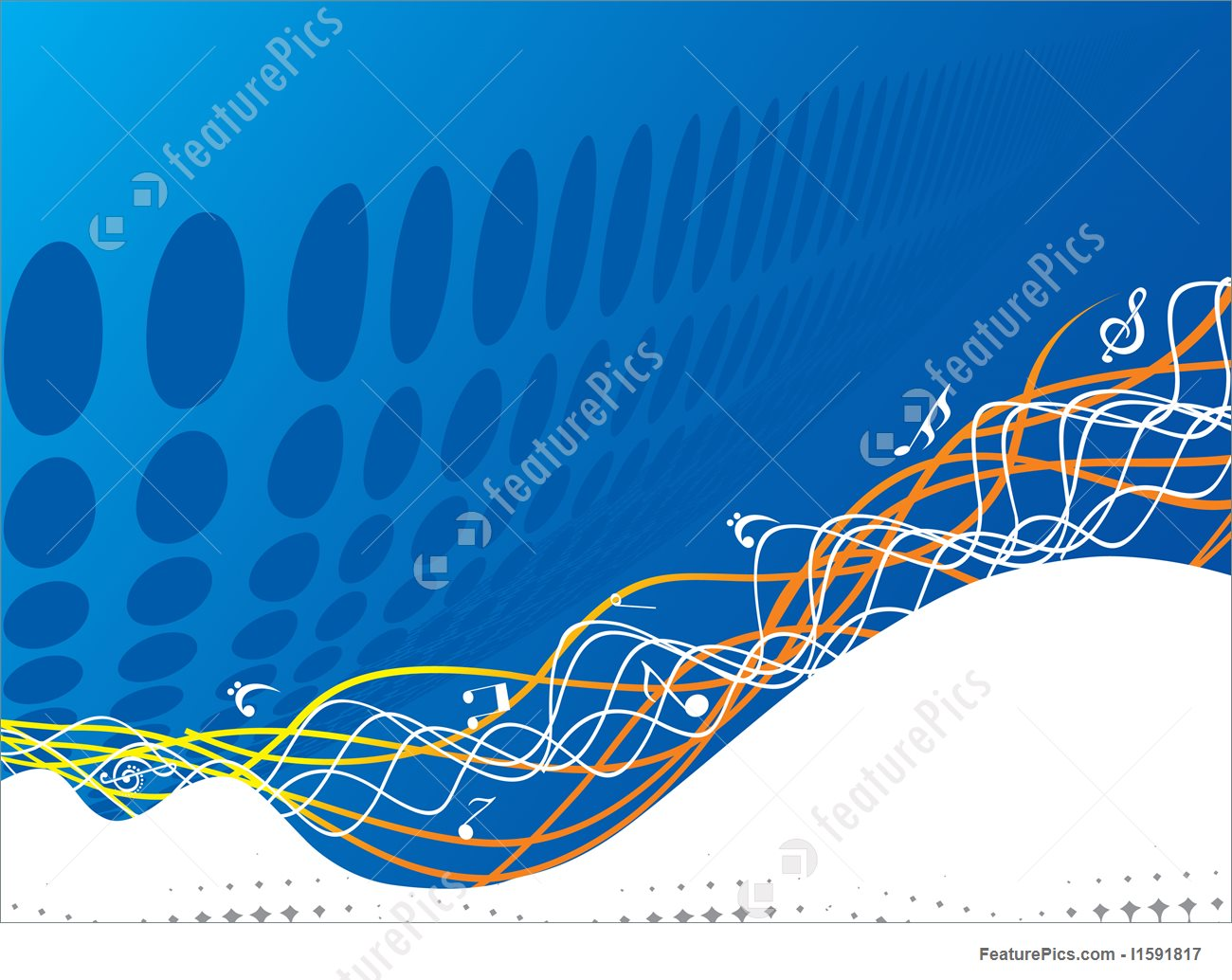 1300x1034 Musical Instruments Abstract Sound Waves Vector