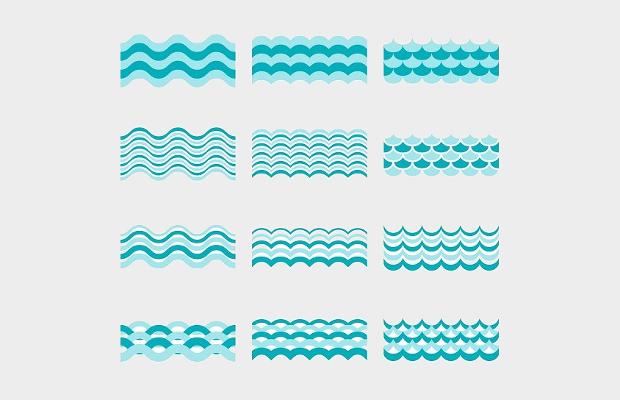 620x400 Wave Patterns