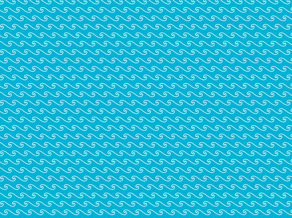 1024x765 Waves Vector Pattern Vector Art Amp Graphics