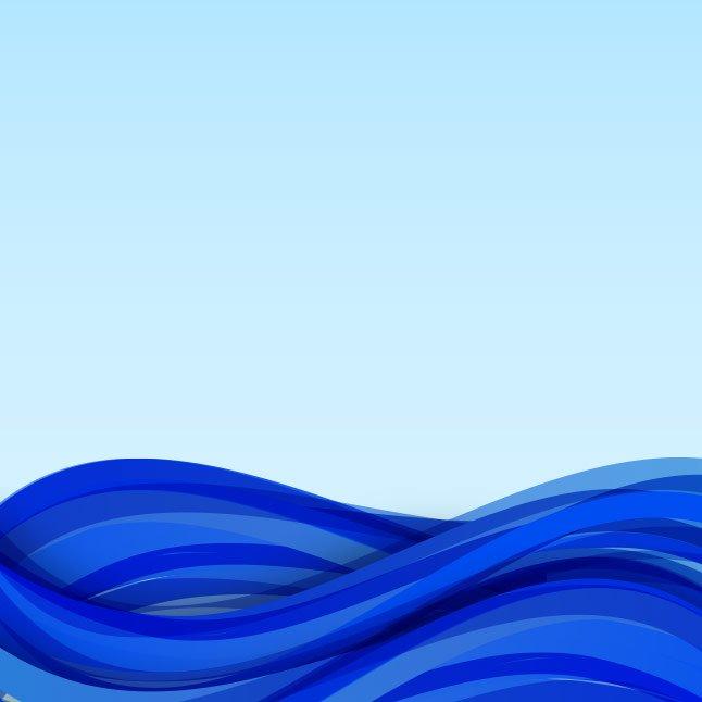 646x646 Abstract Ocean Waves Vector Vector Art Amp Graphics
