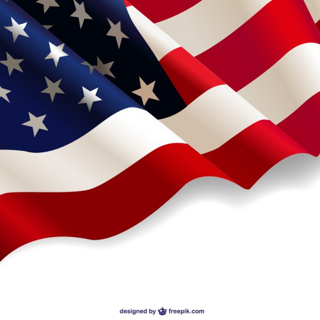626x626 Us Flag Vector Group With Items