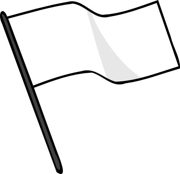 594x574 Clipart Waving Flag